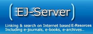 EJ-Server : Linking & Search on Internet Based E-Resources